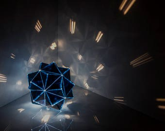 Obscura paper Lamp