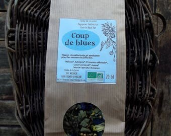 Organic herbal anti-Blues 25gr