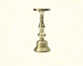 """Athena Candleholder 11.5"""" - Gold"""