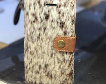 iPhone 6 Case (Genuine Cowhide) P78