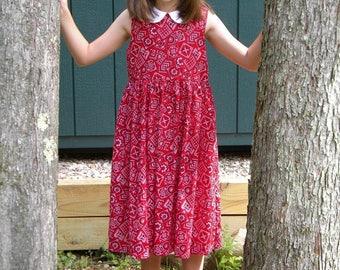 DIY Girls Chloe's Sundress Sewing Kit