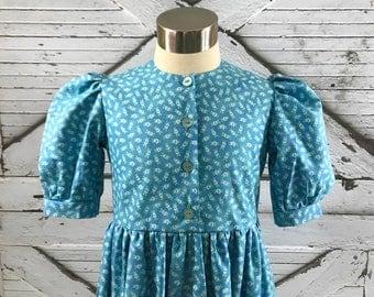 Size 6--Girl's Frontier Dress Set