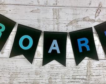 Custom Word Banner | Craft Room | Kids Room | Party Decor | Gallery Wall | Wedding
