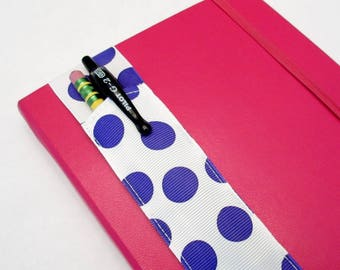 Reserved for Beth - Two Bullet Journal Pen Holders - Free Domestic Shipping