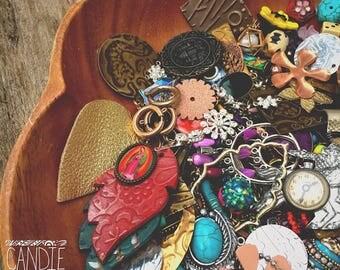 10 trinkets from my stash- DIY JEWELRY