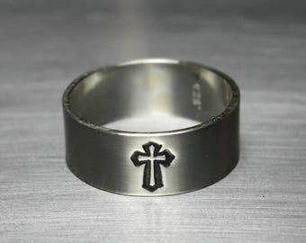 ON SALE TODAY Cross Ring, Spiritual, Christian Jewelry