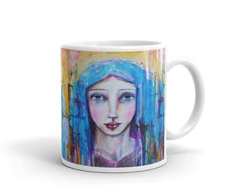 You Are Loved-  Artwork Mug made in the USA