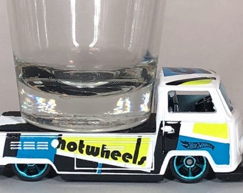 The ORIGINAL Hot Shot, Shot Glass, Volkswagon T2 Pick Up , Hot Wheel