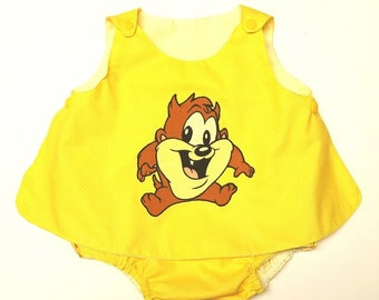 Tasmanian Devil  Baby Outfit Size 12 months