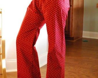 SALE Ladies Lounge Pants PDF Sewing Pattern sizes XS through Xxl Instant