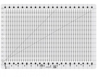 Creative Grids Stripology Quilt Ruler by Gudrun Erla CGRGE1