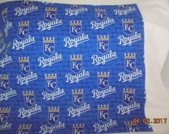 Kansas City Royals Baseball Pillowcase