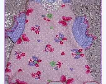Teeny Tiny Size Slip Dress To Order