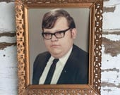 A Man for all Memes - Vintage Photograph 8 x 10 Grumpy Face