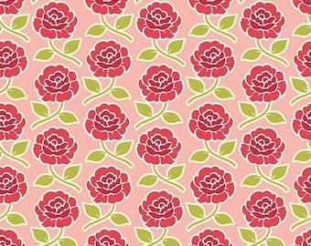 20EXTRA 30% OFF Farm Girl  Rose Trellis Pink