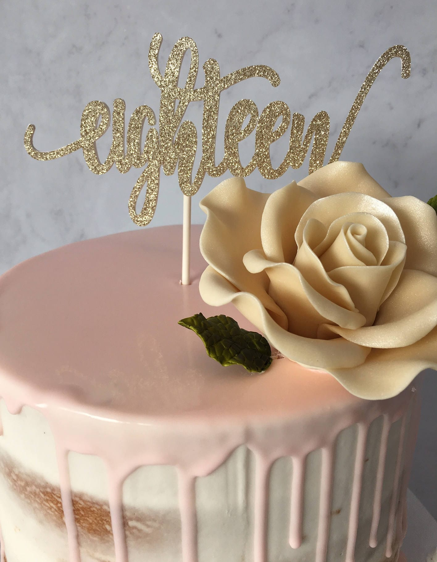 80th Cake Topper 80th Birthday Cake Topper 80th Birthday Topper