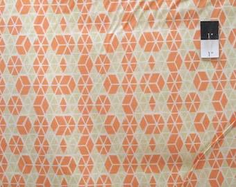 Victoria and Albert PWVA033 Jones Diamond Citron Fabric By Yard