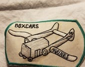 Boxcar marines patch
