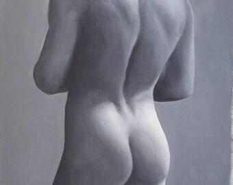 Male Figure Study (2635)