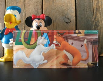 Thomas O'Malley & Duchess Disneyland Map Wallet