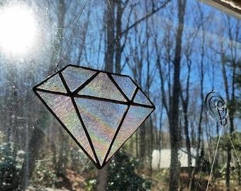Iridescent Diamond Bling Jewel - Free Shipping