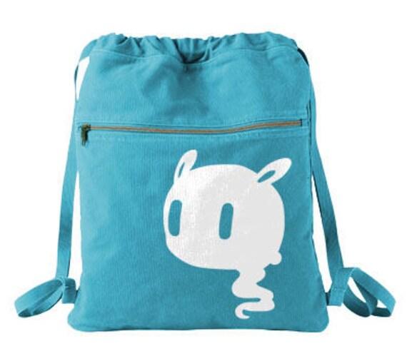 Kawaii backpack creepy cute ghost pastel goth drawstring bag jpg 570x499 Pastel  goth kawaii bags 6242785bf9321