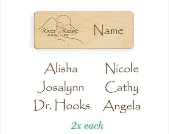 Name badge order for Jennifer