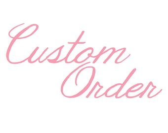 Payment 2 for embroidered gown