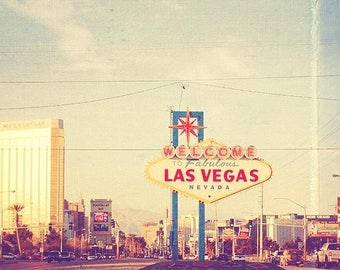 SALE Las Vegas photography, Nevada travel, wedding, honeymoon vacation, retro sign, sin city casino gambling, fun, mandalay, mgm grand, art
