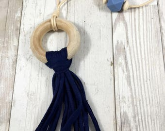 Immaculee | Chews Life Tassel Necklace