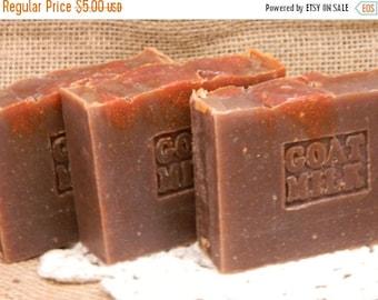 SALE Dragon's Blood Goats Milk Soap