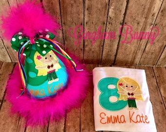 Luau Cake Smash, Luau Hat and Shirt, or Bodysuit, Luau Cake Smash Shirt, Luau Birthday, Luau First Birthday, Luau Outfit, Hula Girl Birthday