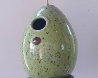 Celadon - Birdhouse
