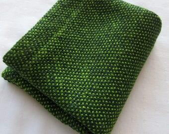 Sustainably Soft Bamboo Washcloths, Grassy-Green