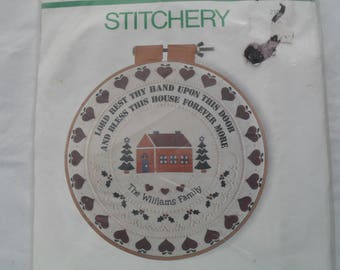 Sunset Kit New in Package Christmas Blessing Stitchery