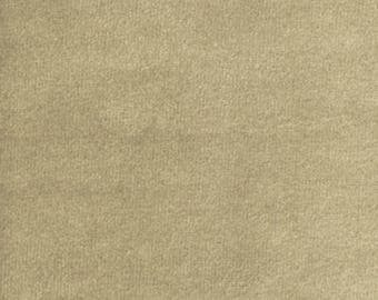 Super Soft OCHRE Washable Velvet Fabric Multipurpose UPHOLSTERY Apparel Home Decor