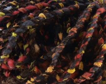 Diane: art yarn skein