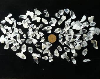 Quartz Crystal Estate Collection of Tiny Points 620 Carats   #1