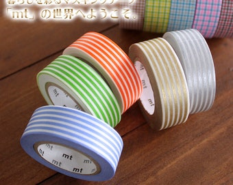 border lines - mt masking tape - deco series - single piece