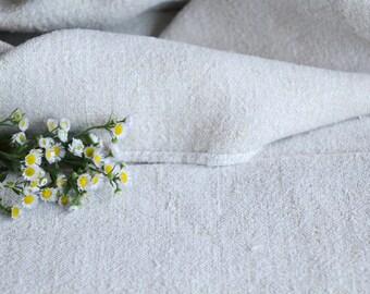 E 470:  antique, grainsack, 리넨; linen; grain sack; upholstery; wedding , vintage, linne, lin,  44.09 long, do it yourself,