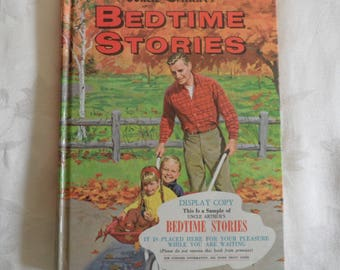 Uncle Arthur's Bedtime Stories Hardcover 1964