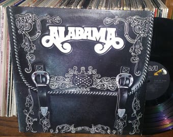 Alabama Feels So Right Vintage Vinyl Record