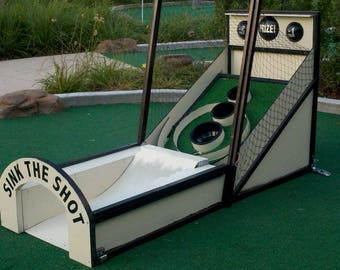 Custom SkeePutt Obstacle