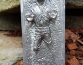 Han Solo in Carbonite Soap - Star Wars - Soap - Gift for Him - Fathers Day -Han Solo
