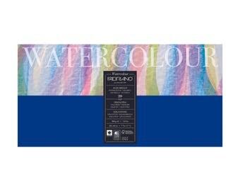 """Fabriano Studio Watercolor Block Landscape 7.87""""x15.75"""" - 20 sheets Cold Pressed"""