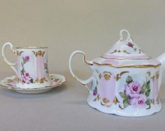 Pink Rose Tea for Me
