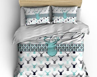 Deer Bedding Etsy