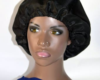 Carla- Rain Hat - Protect Hair From The Rain-  For Her - Select your hair length