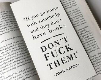 Bookmark - John Waters