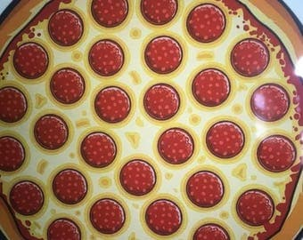 Pizza beach throw - Pizza  shawl -Pizza tapestry -Free gift with purchase